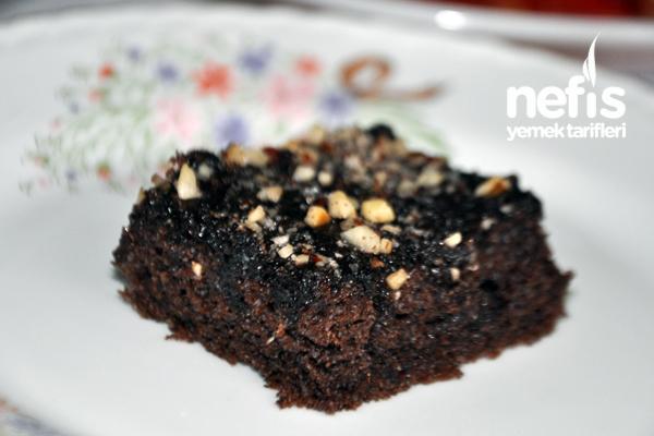 Browni Tadında Islak Kek Tarifi - Nefis Yemek Tarifleri