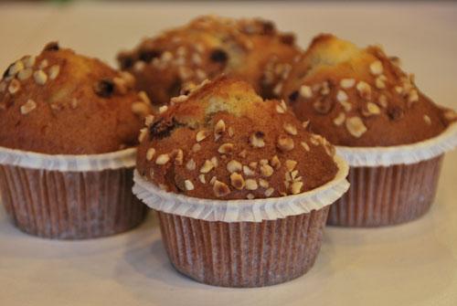 Oktay Usta Üzümlü Muffin Tarifi