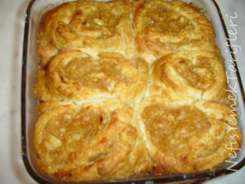 Elmalı Rulo Tarifi, Elmalı Pasta