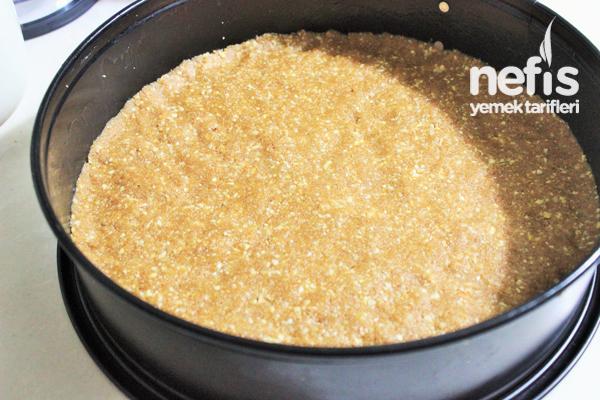 Meyve Soslu Cheesecake ve Yapım Aşamaları 2
