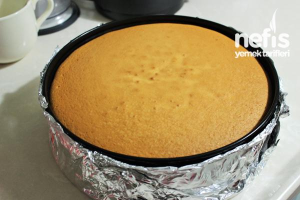 Meyve Soslu Cheesecake ve Yapım Aşamaları 6